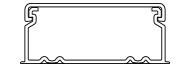 50x20 sin División Libre de Halógeno