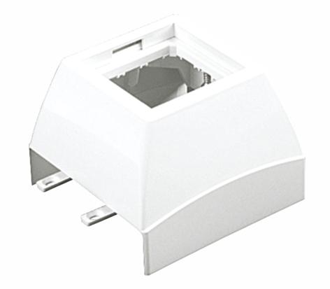 Adaptador Frontal Q45 para Canal 75x20