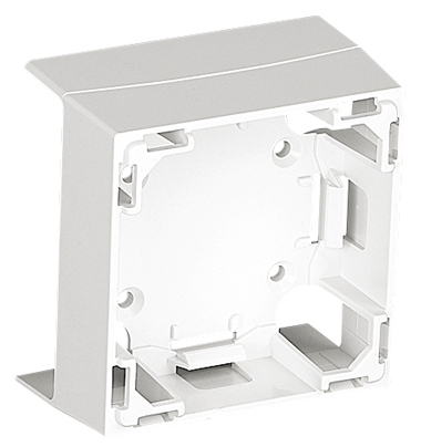 47 Series Frontal Adapter for 60x16 Trunking