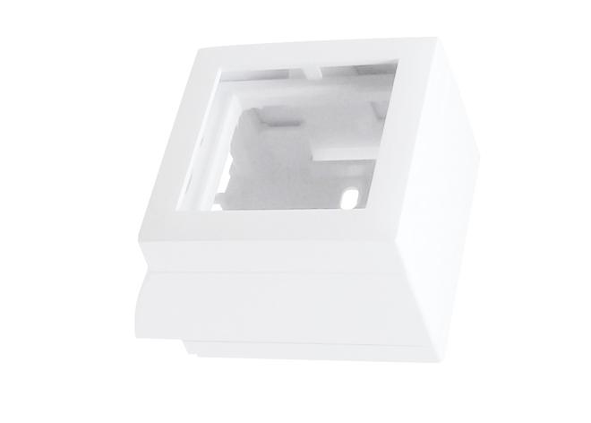 Adaptador Lateral Q45 para Canal 12x7
