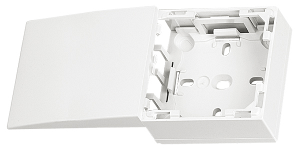 47 Series Lateral Adapter for 75x20 Trunking