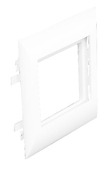 Adaptador Q45 para Canales con Tapas L60/75 - 2 Módulos