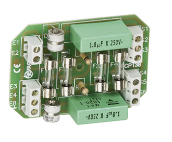 BPA - F (with Fuses and Gas-filled Surge Arresters)