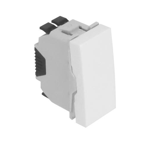 Pulsador (NA+NC) - 1 Módulo