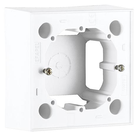 Caja de Superfície para Serie LOGUS 90   Serie QUADRO 45