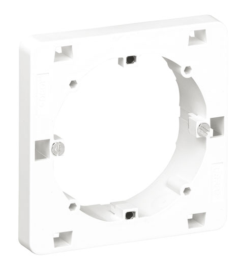 Semi-Flush Mounting Box