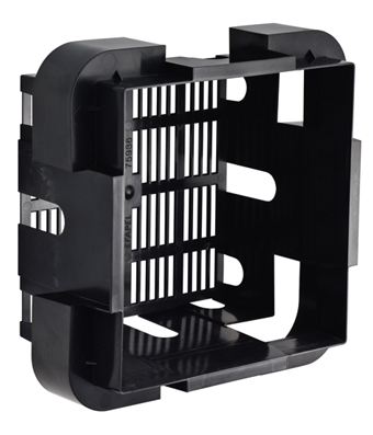 Flush Mounting Box for Squared Grid 2-Way Loudspeakers