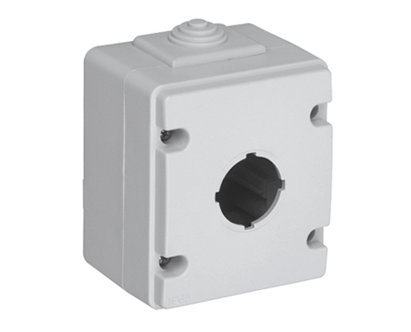 Box for Push-button Devices of ø22mm