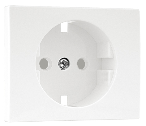 Safety Cover Plate for Earth Socket (Schuko Type)