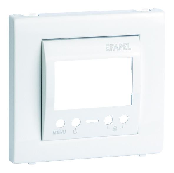 Enjoliveur pour Chronothermostat Multifonctionnel