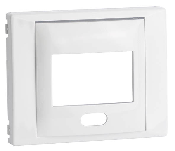 Cover Plate for Motion Detector Installation Wall