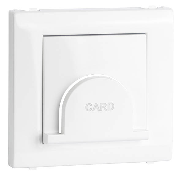 Cover Plate for Card-System Timer Switch