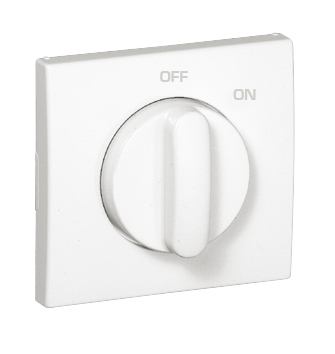 Tapa para Interruptor Rotativo (ON/OFF)