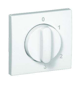 Centro para Interruptor Rotativo de 4 Posições