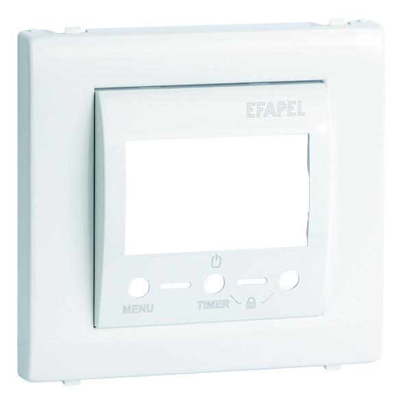 Enjoliveur pour Thermostat Multifonctionnel