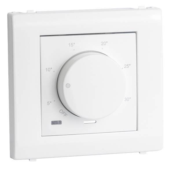 Enjoliveur pour  Thermostat Rotatif