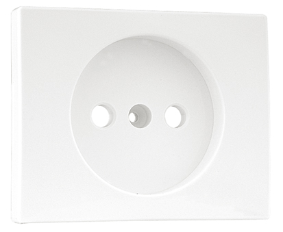 Cover Plate for Single Phase Socket