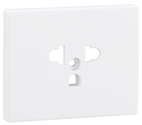 Cover Plate for Earth Socket (Euro-USA Type)