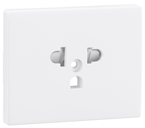 Safety Cover Plate for Earth Socket (Euro-USA Type)
