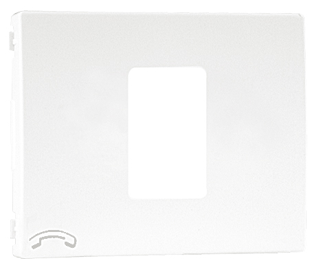 Cover Plate for Telephone Socket