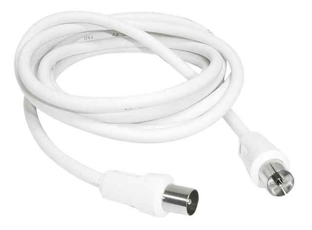 Cordon d' Antenne Mâle/Femelle (1,5m)