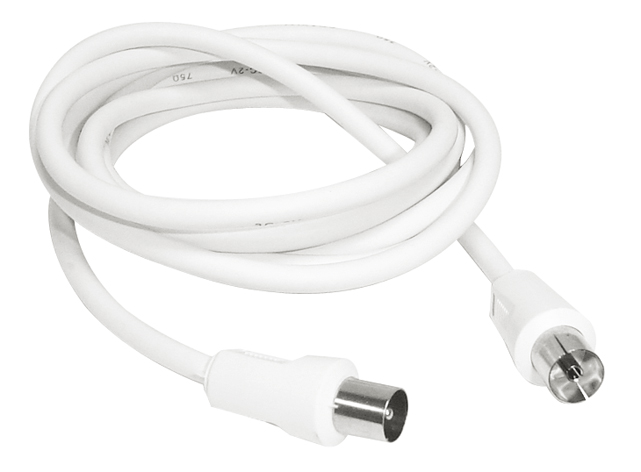 Cordon d' Antenne Mâle/Femelle (5m)