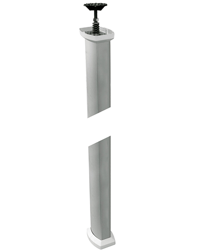 Columna - 2 faces - 3300mm