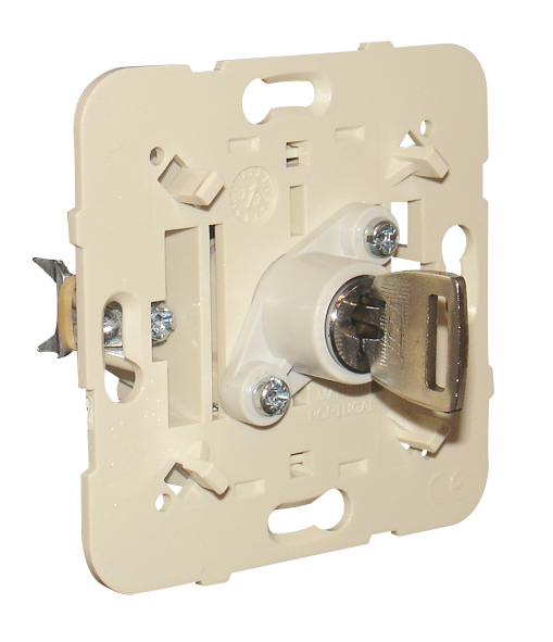 Key Lock Two-way Switch