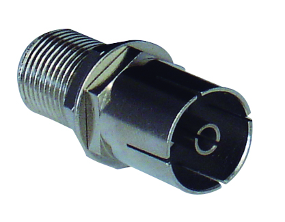 IEC Female Connector Type F