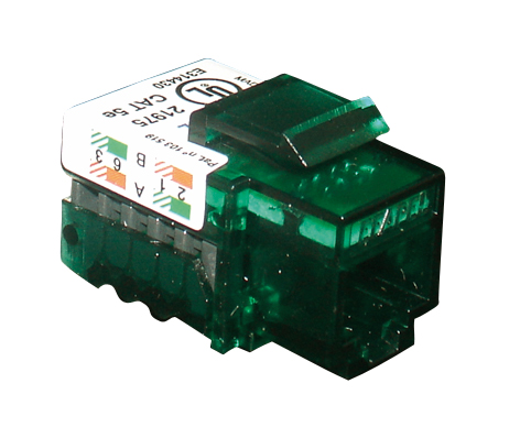 Connecteur RJ45 Cat. 5e UTP