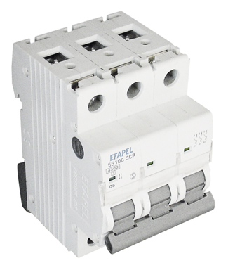 Disjoncteur MT - 3P - 4,5kA