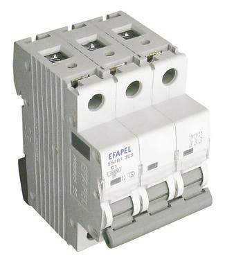 Disyuntor MT - 3P - 6kA