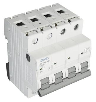 Disjuntor MT - 4P - 4,5kA