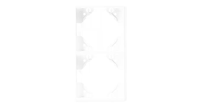 Plaque Double Verticale