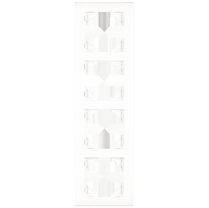 Plaque Quadruple