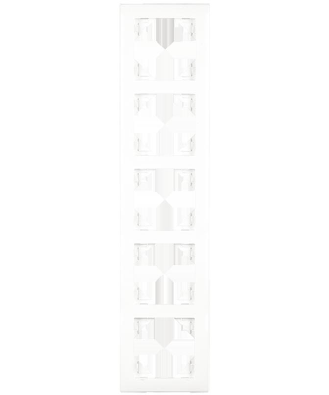 Plaque Quintuple