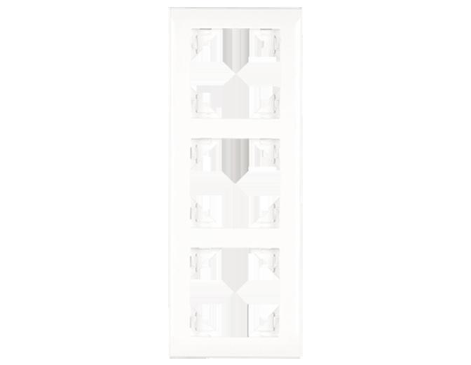Plaque Triple