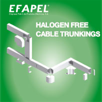Halogen free Cable Trunkings
