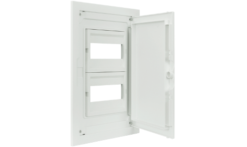 Interior Fitting and Door for Low Profile Distribution Panelboard - 16 MODULES (2x8)