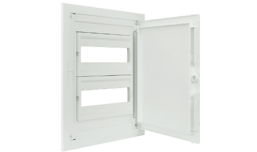 Interior Fitting and Door for Low Profile Distribution Panelboard - 24 MODULES (2x12)