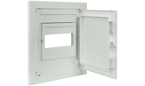 Interior Fitting and Door for Low Profile Distribution Panelboard - 8 MODULES (1x8)