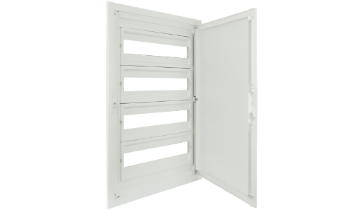 Interior Fitting and Door for Low Profile Distribution Panelboard - 80 MODULES (4x20)