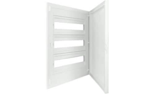 Intérieur et Porte pour Tableau de Distribution - 60 Modules (3x20)
