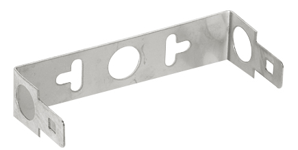 Mounting Support for 1 DDE/DDS Module (22mm height)