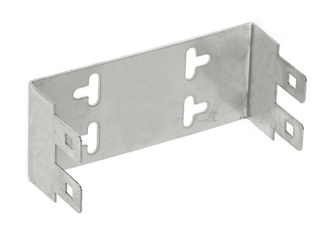 Mounting Support for 2 DDE/DDS Modules (12mm height)