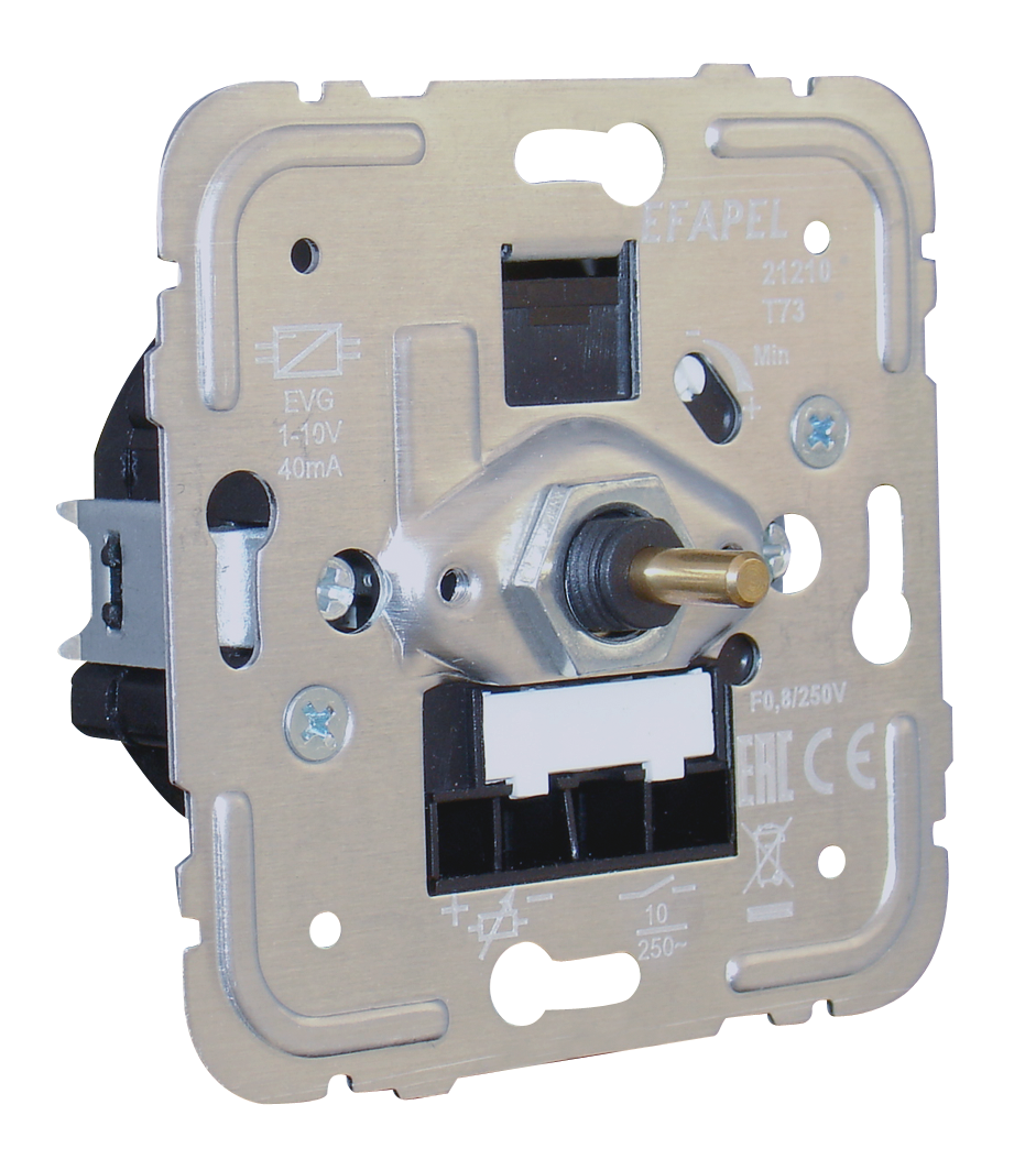 Dimmer for Fluorescent Lamps with Electronic Ballast EVG 1-10V