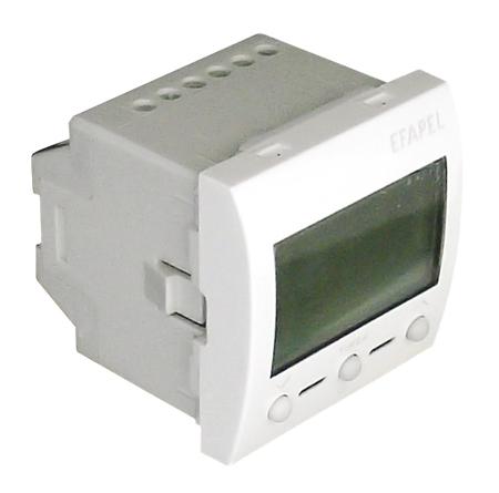 Termostato Digital con IR - 2 Módulos