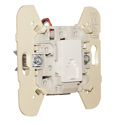 Telephone Socket with Gel